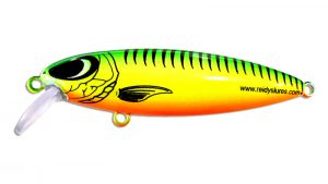 Reidy's Lures - Little Lucifer Hellraiser