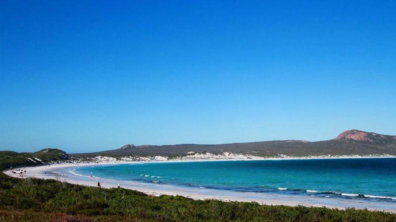 Lucky beach