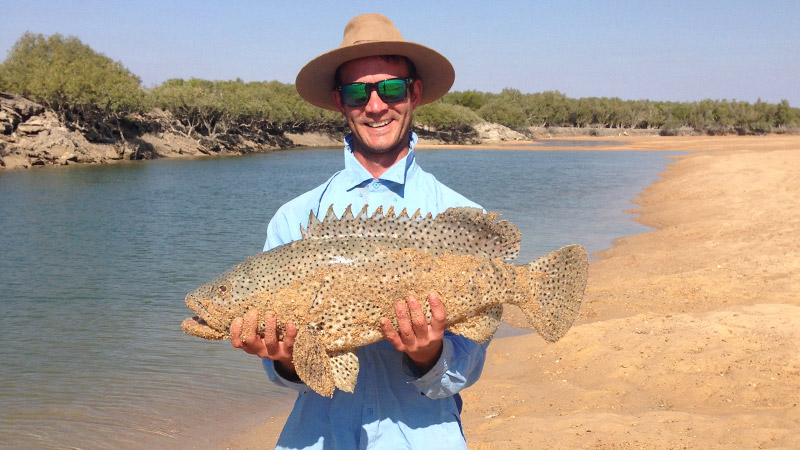 Port smith australia kimberley western australia for Nearby fishing places