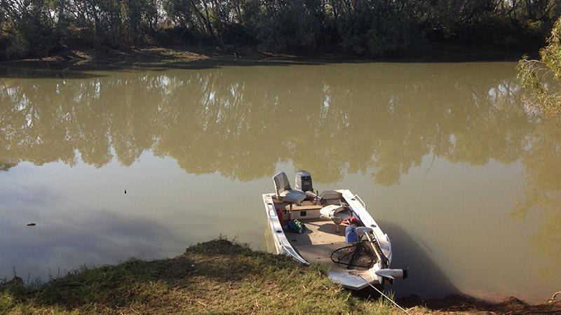 Snake / Uralla Creek off Fitzroy River WA
